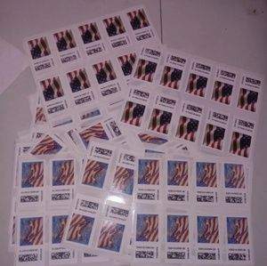 Other - 100 Brand New Forever Stamps $55 Value